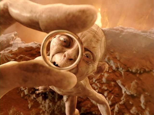Symbolbild eines Schatzes mit Besitzer.