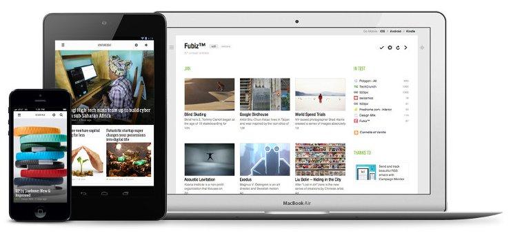 Der Nachrichten-Sammeldienst feedly läuft auf vielen Devices.