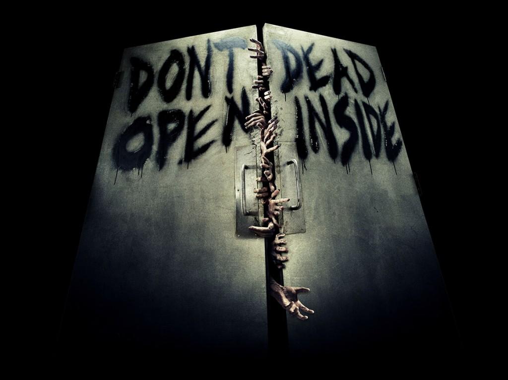 """Das Motto von """"The Walking Dead"""" bei neuen Computerspielen."""