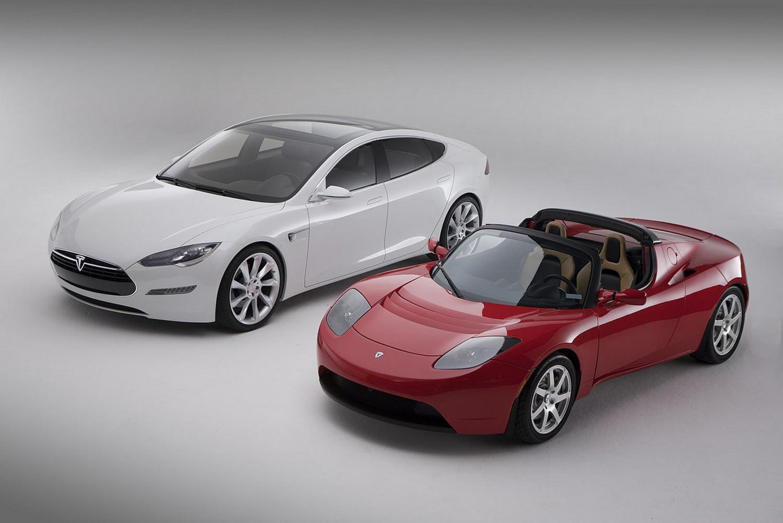 Symbolbild: Tesla Modell S