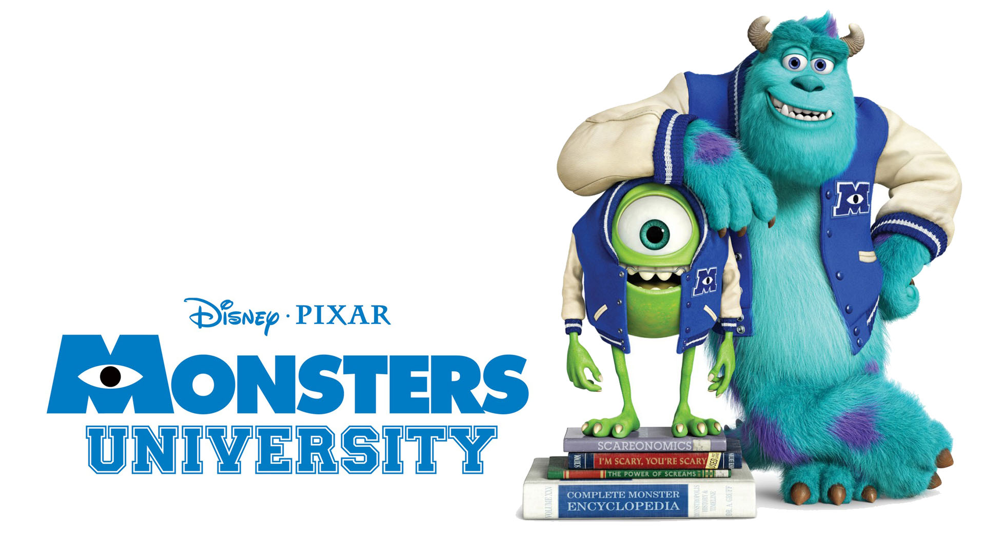 Hangover als Animation von Disney: die Monster Universität