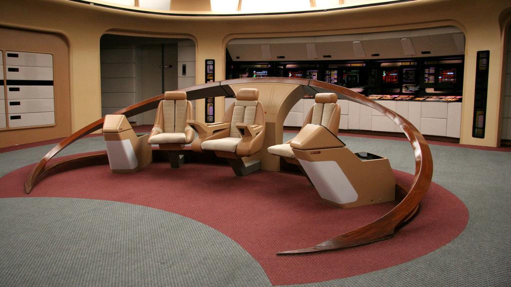 Star Trek Ring Ship