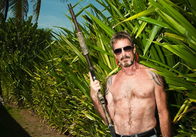 John McAfee - Missing in Action