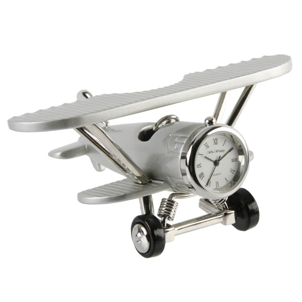 Symbolfoto: Ein Flugzeugwecker, kein Flugzeug wecker.