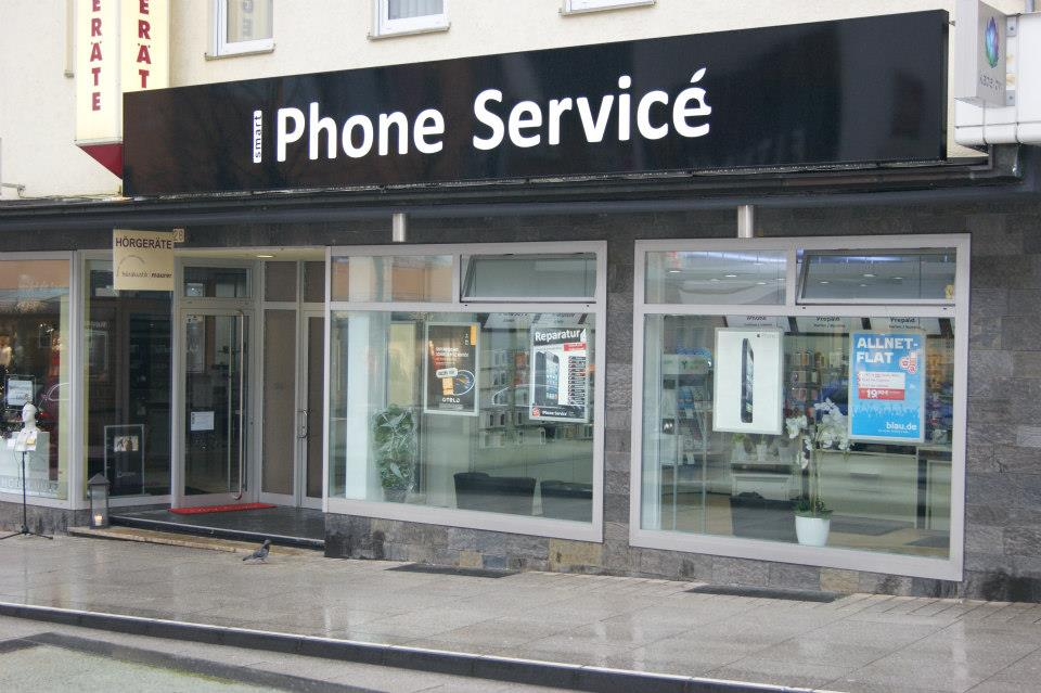 Smartphone-Service-Shop in Göppingen