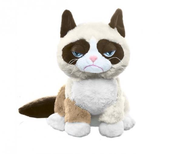 grumpycatkuscheltier