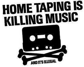 Früher waren es die Musikkassetten, heute sind es die Smartphones.