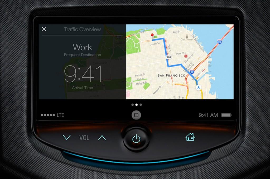 Siri im Auto - soll bald verfügbar sein