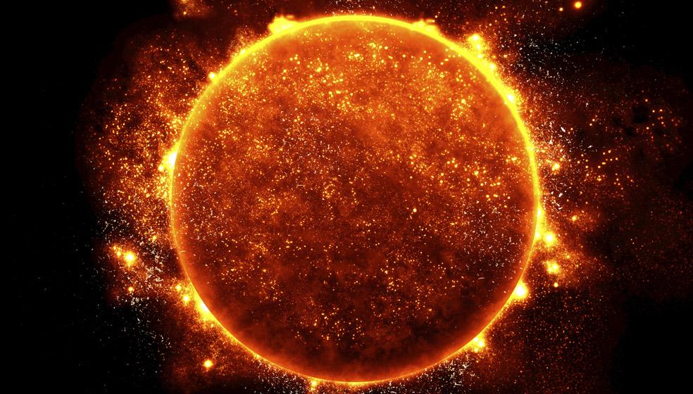 Sonnenfinsternis wird nicht das Ende der Welt