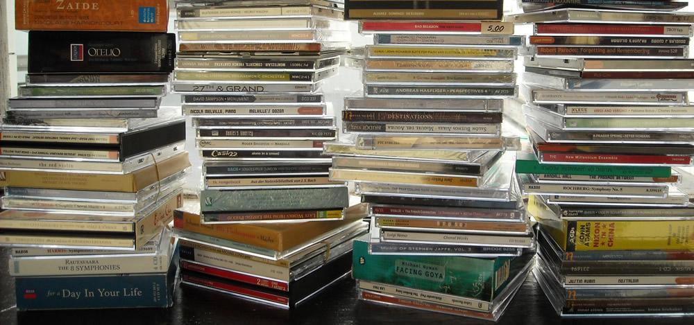 40 Jahre Compact-Disc