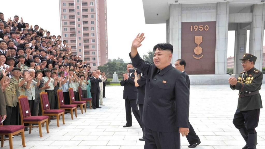 Regierungschef Kim Jong-Un hat kaum überraschend mit seiner Partei gewonnen.