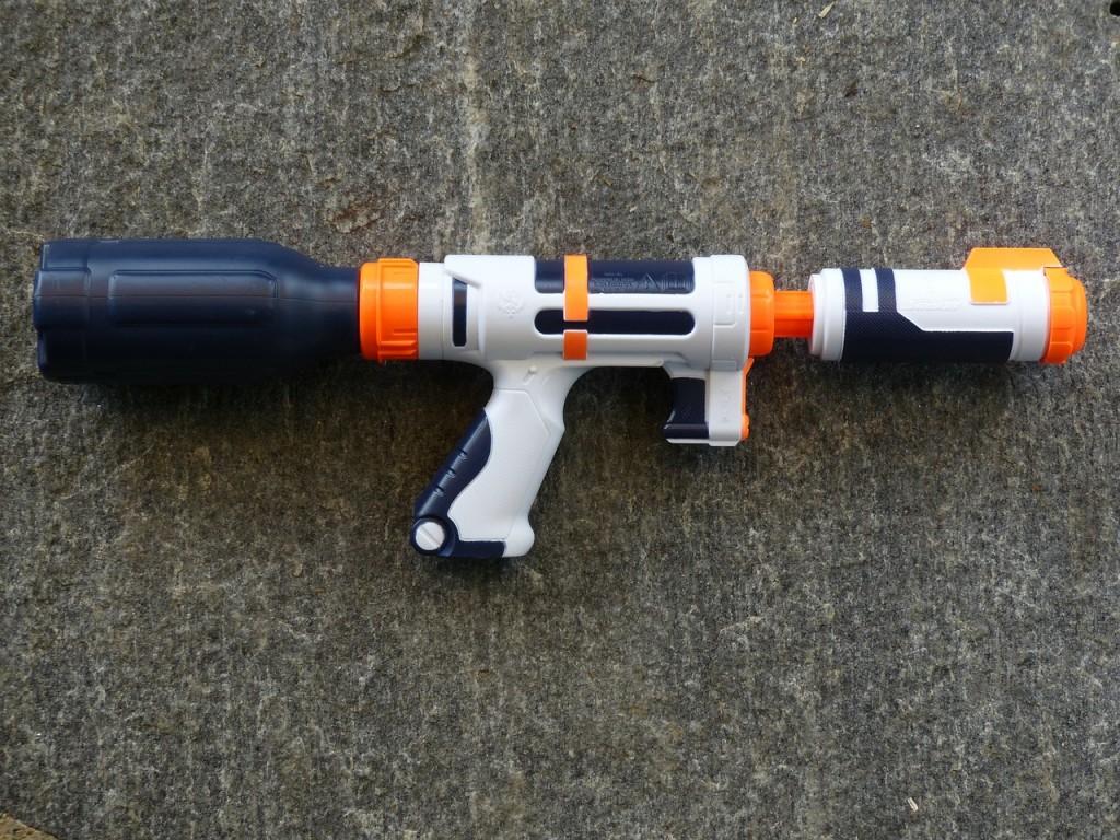 Die Super Soak-Wasserpistole muss noch warten, Kindergelderhöhung verschiebt sich.