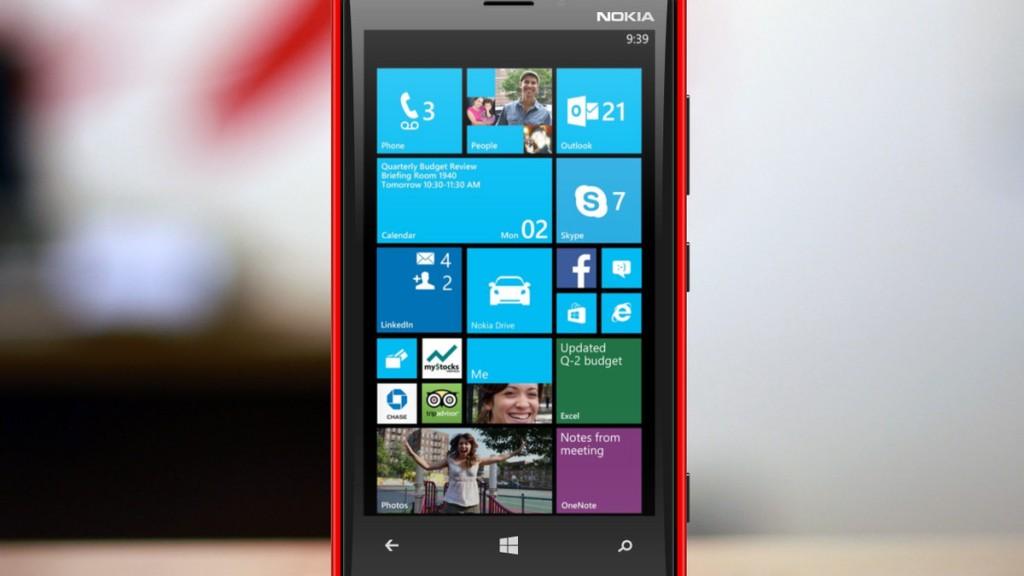 Microsoft Windows Phone 8 - es fehlen Marktanteile.