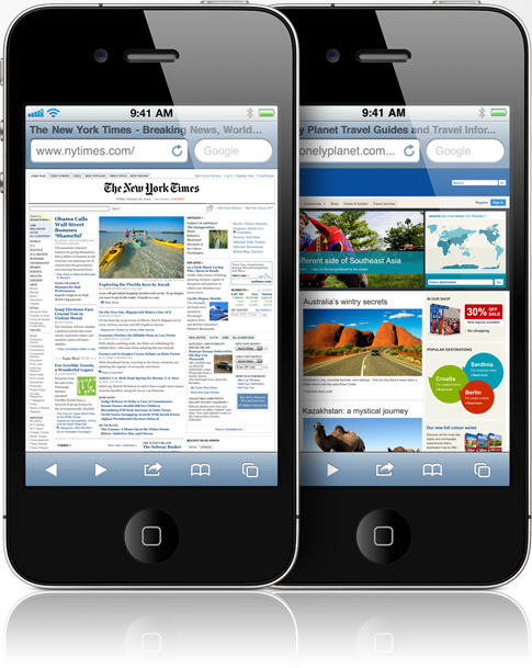 Wie der iPhone-Safari-Browser erfunden wurde