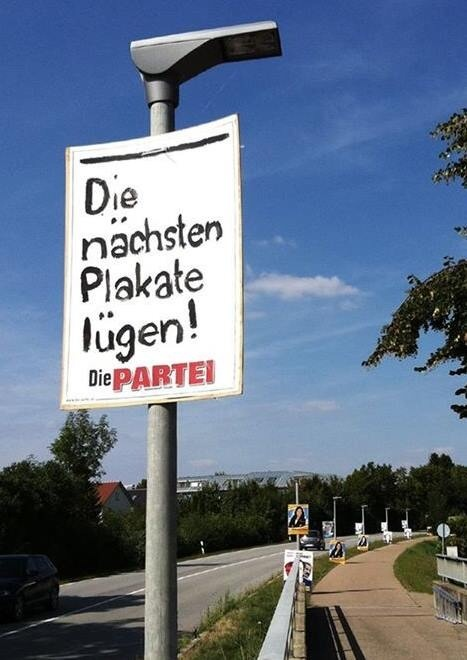 Europawahl? Watten dette?