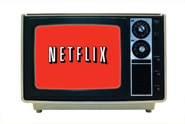 Netflix geht auf das Datenvolumen