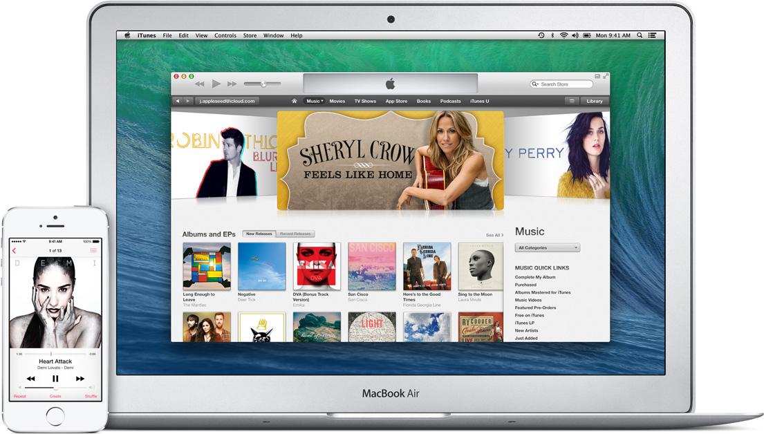 10 Jahre iTunes-Store in Deutschland