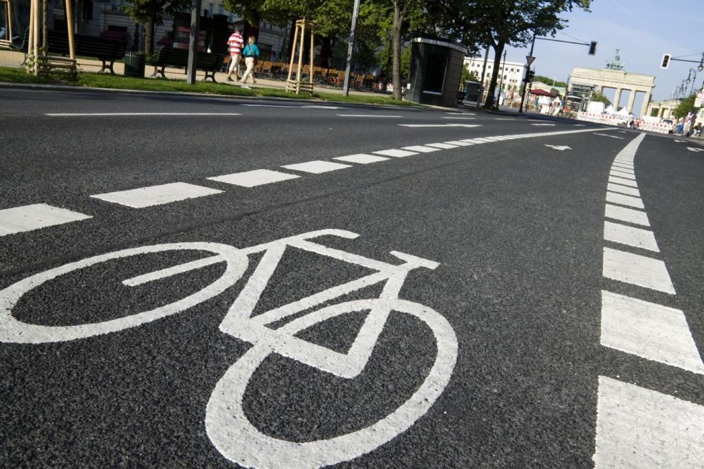 Fahrräder erobern die Straßen