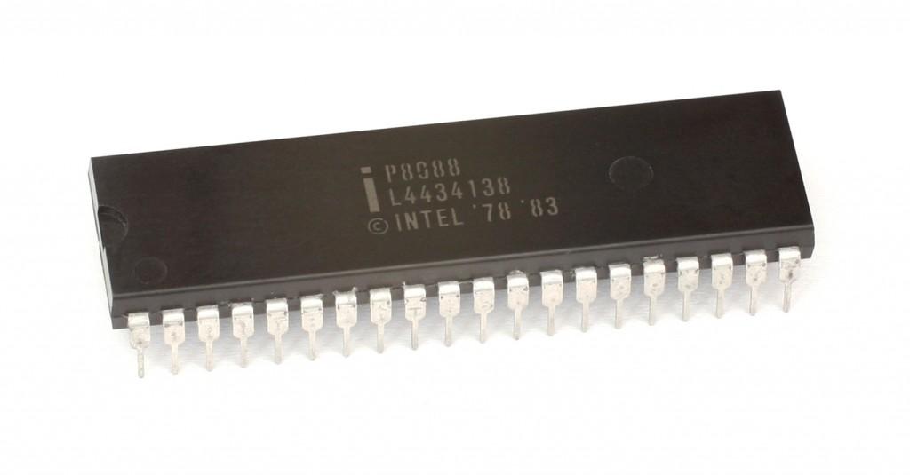 Der Intel 8088 anno 1978.