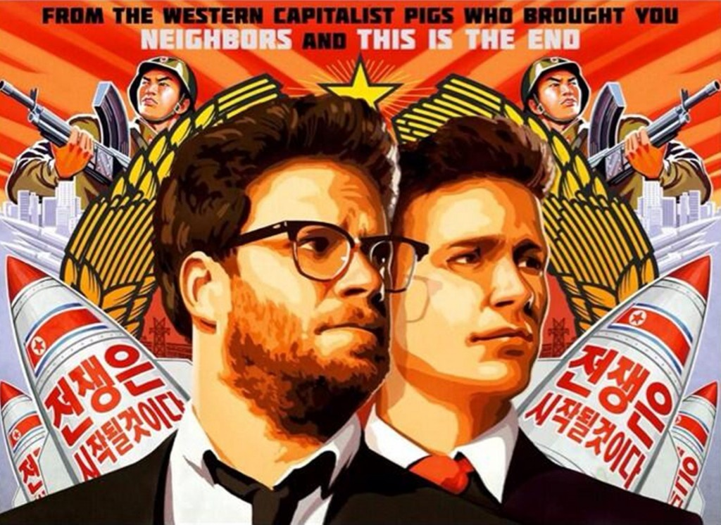 """The Interview"" mit Seth Rogen und James Franco"