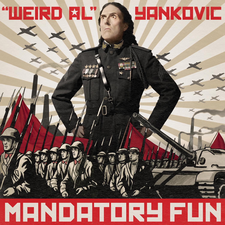 Neues Album von Weird Al' Yankovic: Mandatory Fun