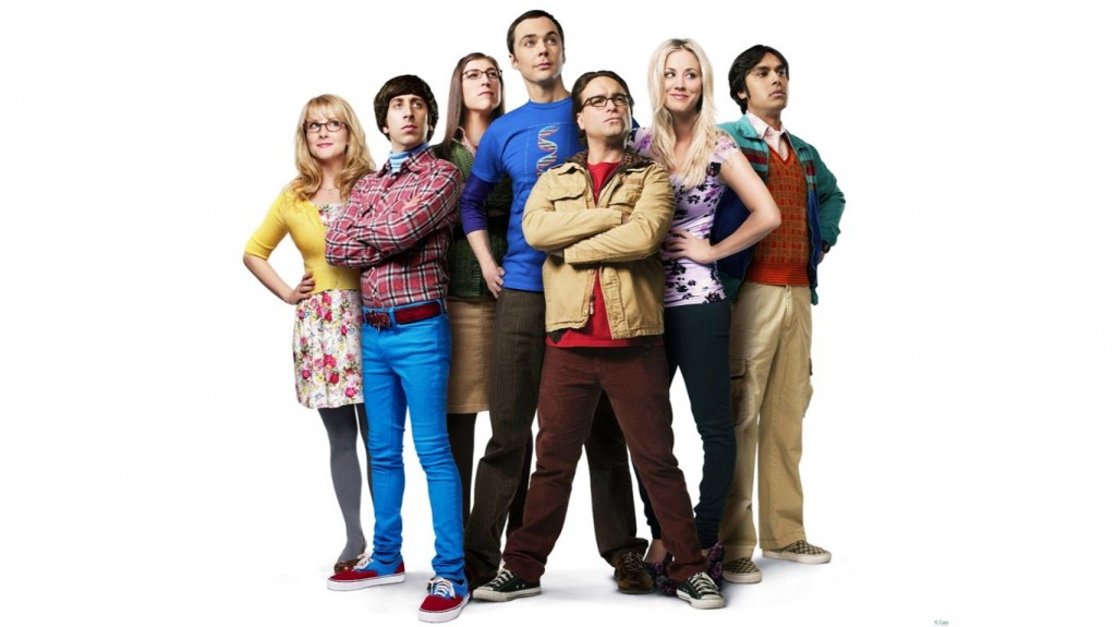 The Big Bang Theory Season 7 Wallpaper