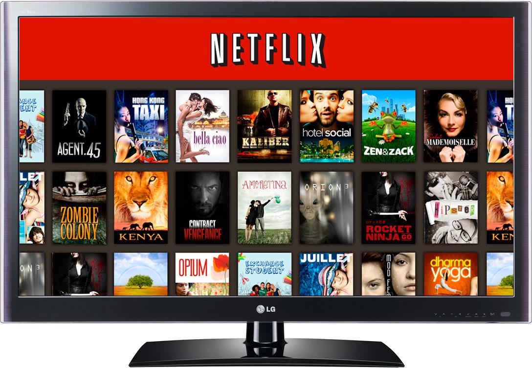 Netflix im Büro beliebt