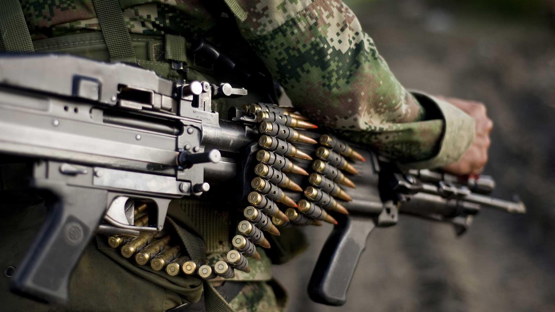 Internationaler Waffenhandel nimmt wieder zu