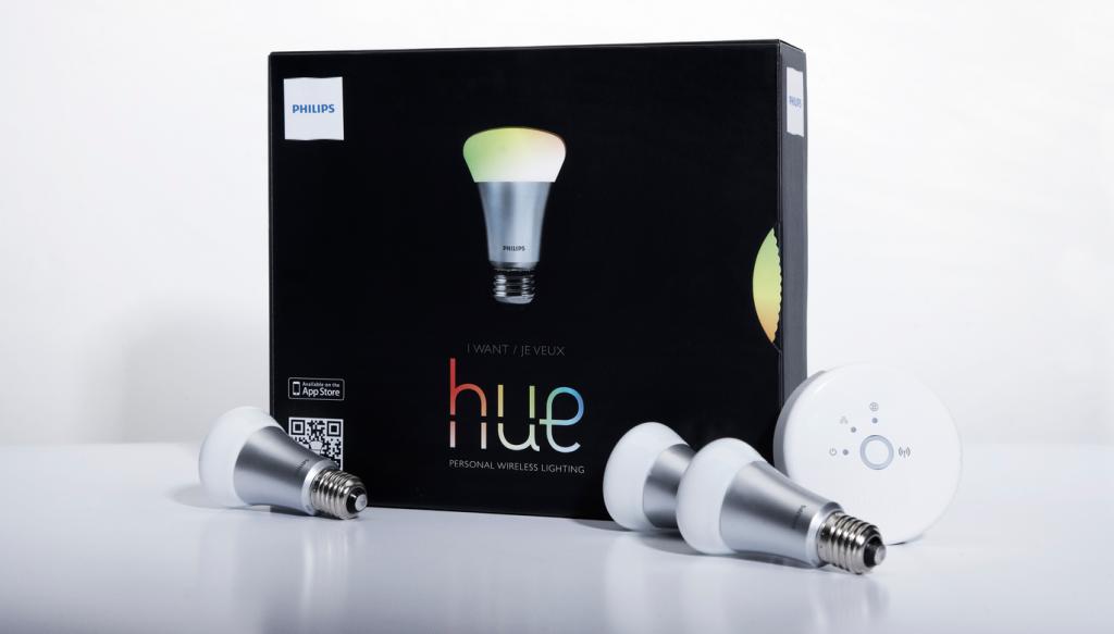 Symbolbild: die Luxus-Version in Sachen LED-Beleuchtung von Philips.