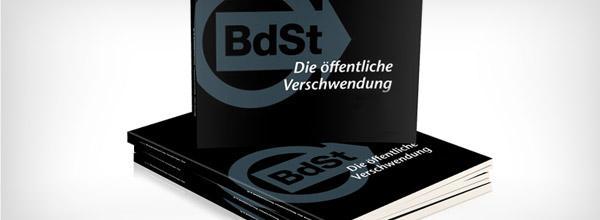 Bund der Steuerzahler veröffentlicht Schwarzbuch 2014