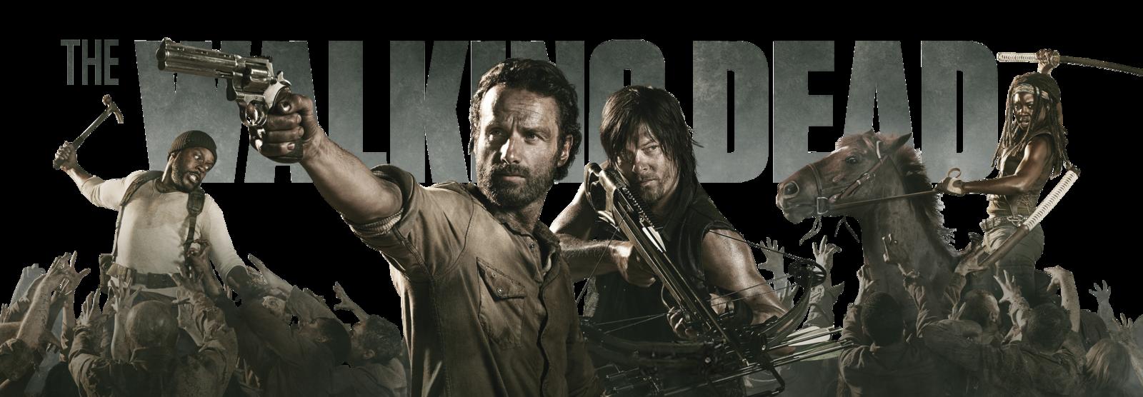 """Start 5. Staffel """"The Walking Dead"""""""