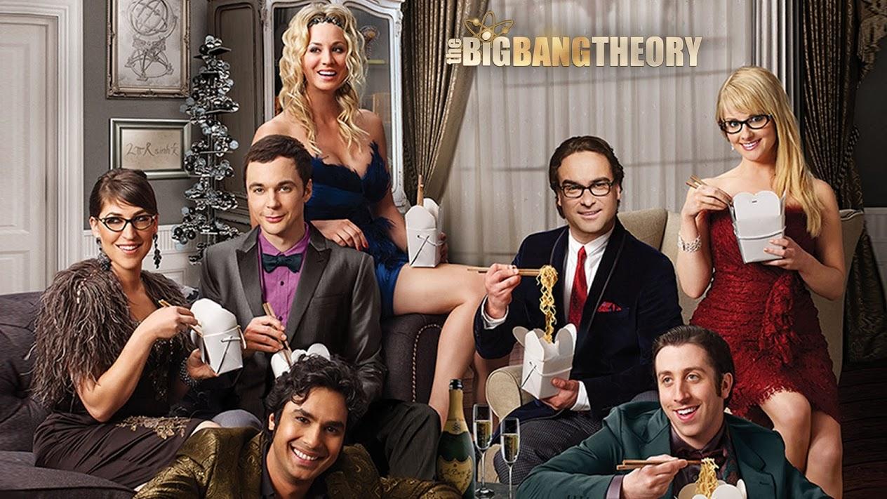 """Neue Folgen von """"The Big Bang Theory"""" auf ProSieben"""