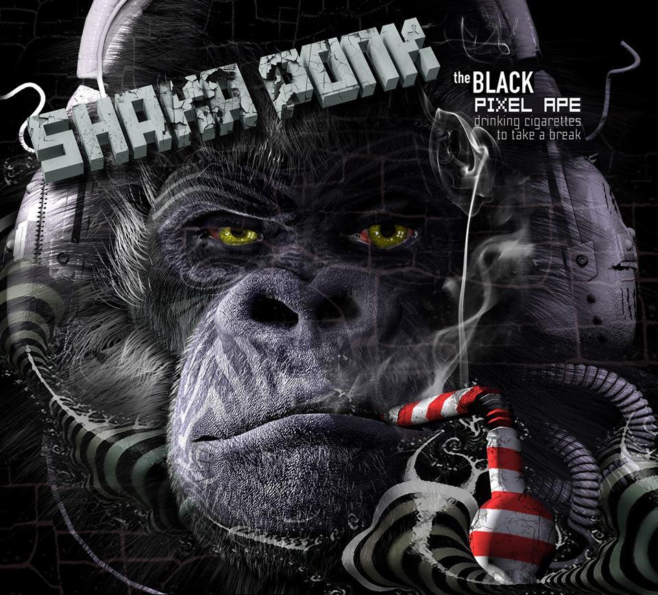 Album-Tipp:  Shaka Ponk – The Black Pixel Ape