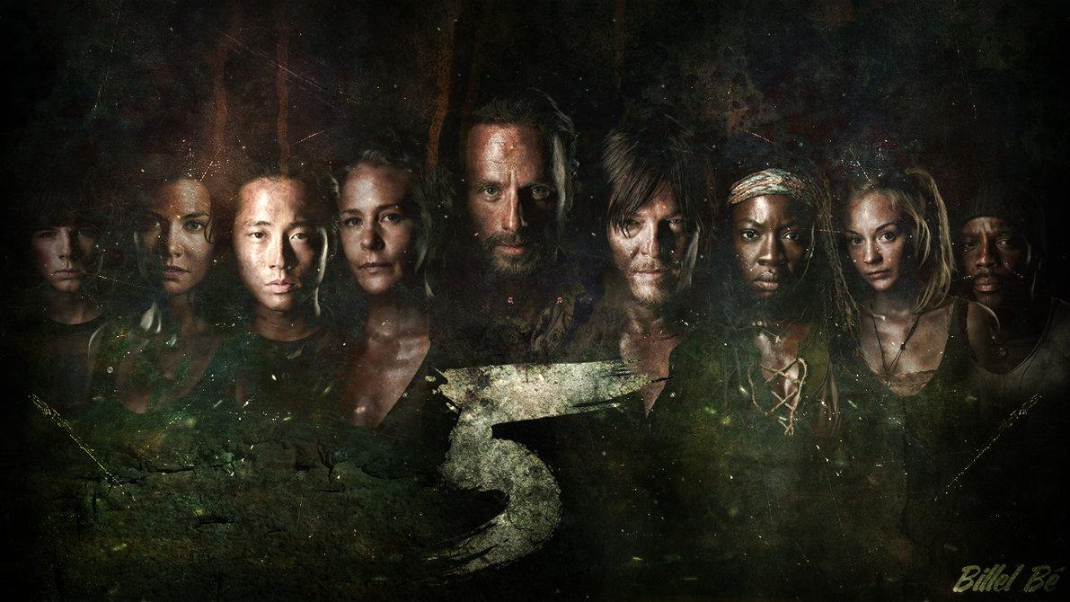 """TV: 2. Teil 5. Staffel """"The Walking Dead"""""""