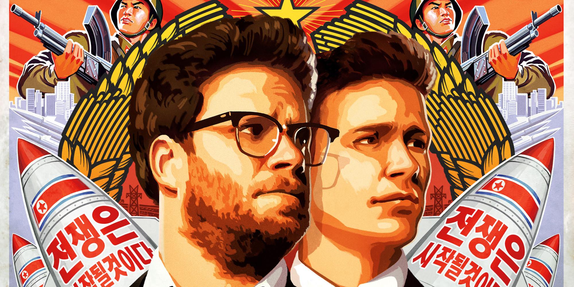 """Die Komödie des Anstoßes: """"The Interview"""" mit Seth Rogen und James Franco"""
