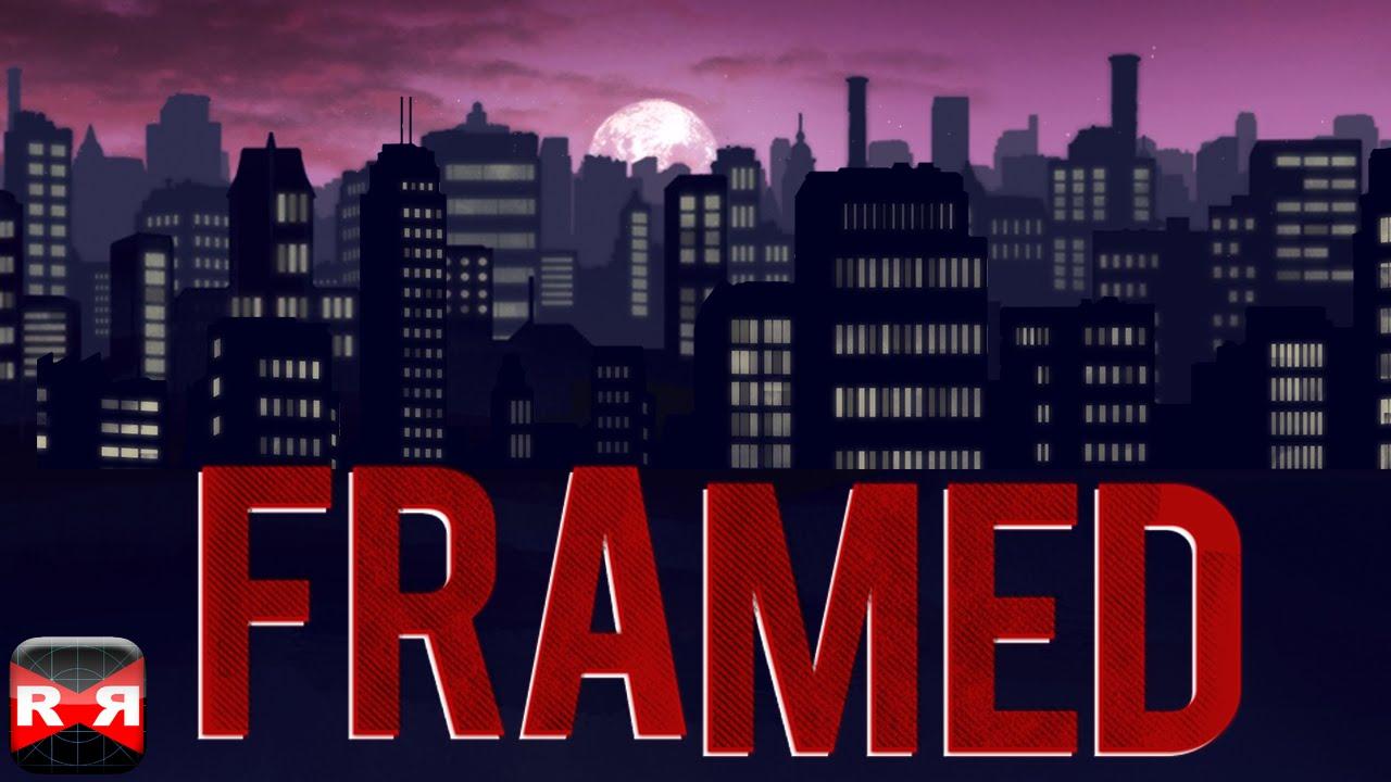 App-Spiele-Tipp: Framed – Comic sortieren