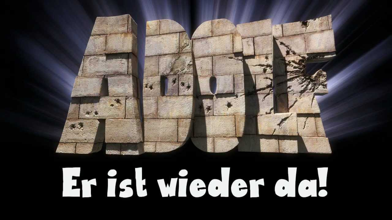 Adolf – der Film, evtl. zwei Filme