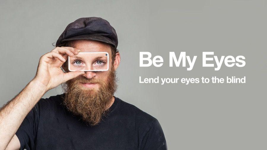 App mit guter Idee: Be My Eyes