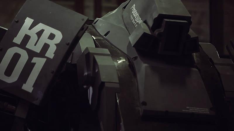 Mech Roboter: Kuratasu Starter Kit