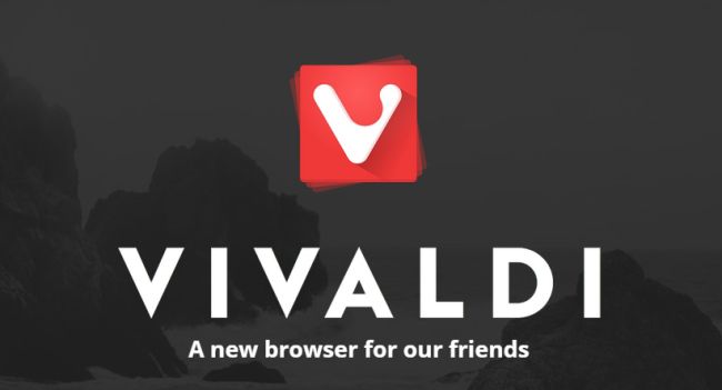 Browser Vivaldi Version 1.5