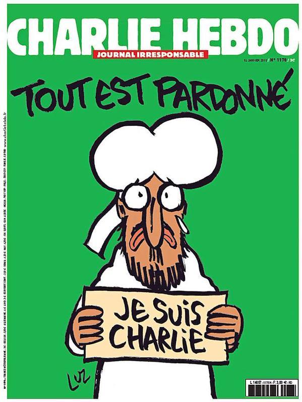 "Terroranschlag ""Charlie Hebdo"" bald im Kino?"