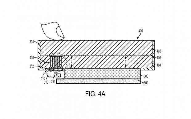 Apple-Patent Fingerabdrucksensor im Display