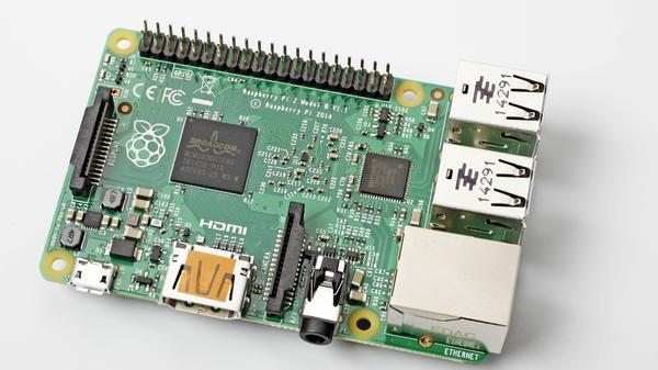 Neuer Raspberry Pi 2