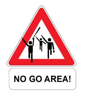 No-Go-Areas nehmen überhand