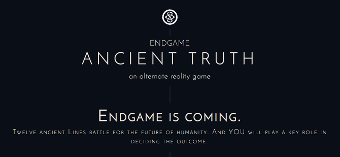 Endgame Ancient Truth