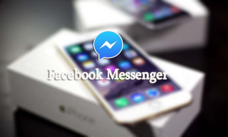 Facebook Messenger wird zur Plattform