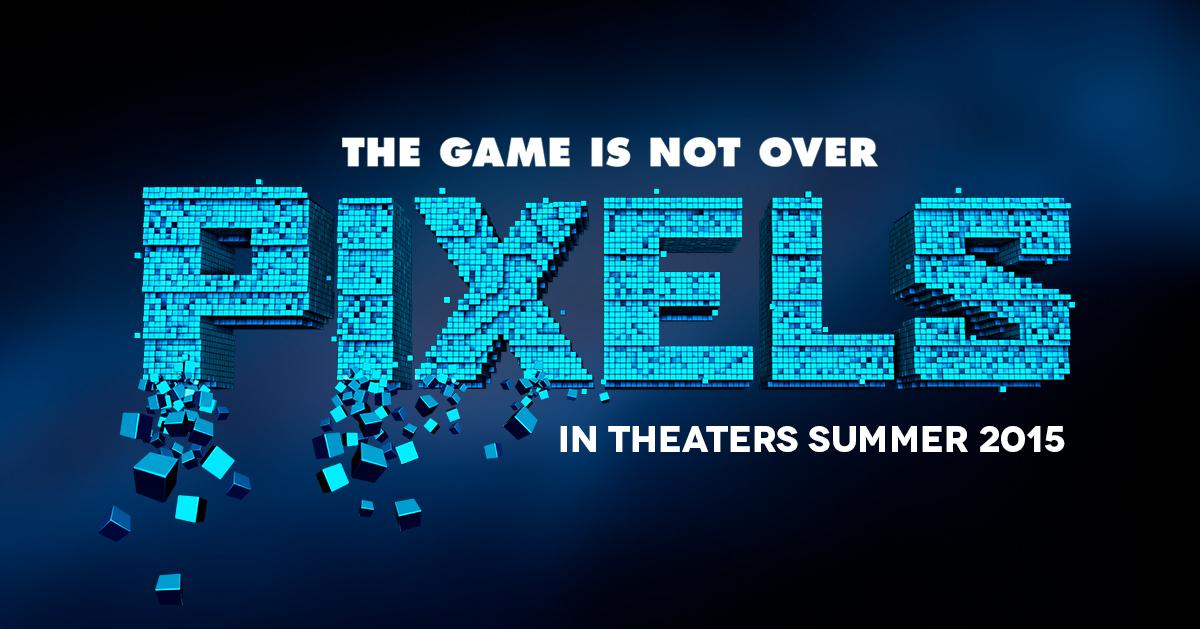 "Filme-Trailer: ""Pixels"""