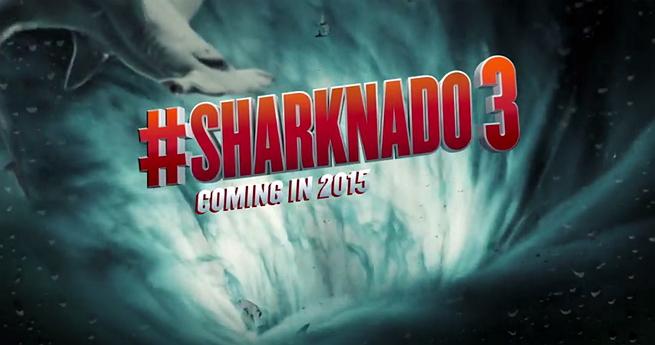 Sharknado 3 kommt