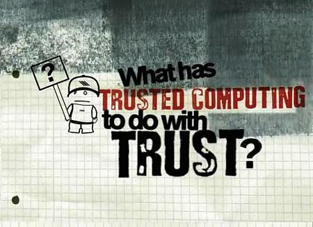 "Windows 10 will ""Trusted Computing"""