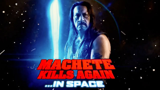 """Machete Kills in Space"" kommt in die Kinos"